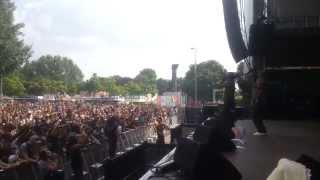 Turbulence & Warrior King @ Summerjam (July 6th, 2013)
