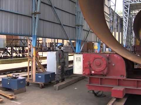 Angola Magazine -PAENAL produção de equipamentos para plataforma petrolífera
