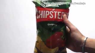 Обзор чипсов Флинт Chipster`s`Паприка Чипсы Flint