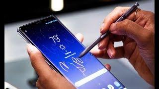 Ngắm nhìn Samsung Galaxy Note 2018 trước giờ ra mắt - Sẽ có 2 phiên bản chip?