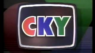 CKY TV Sign-Off (1992)