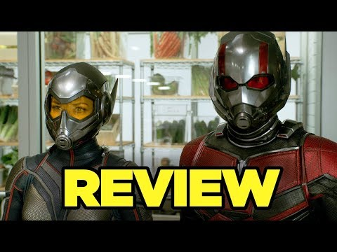 Ant-Man & Wasp REVIEW #NewRockstarsNews