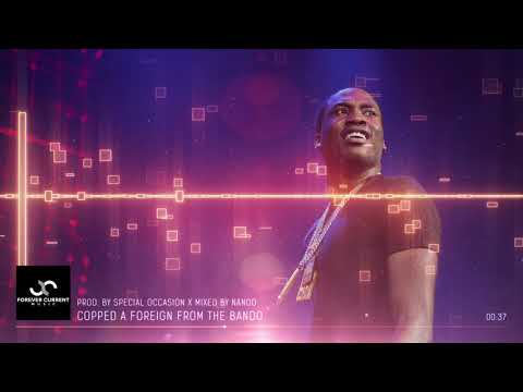 Meek Mill Type Beat x French Montana Type Beat - Copped a foreign