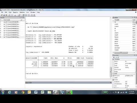 how to create do file stata