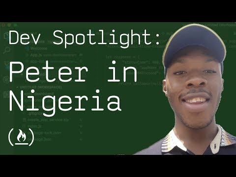 What it's like to freelance in Nigeria - A Day in the Life