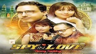 SPY IN LOVE Trailer Bioskop (2016)   Ray Sahetapy, Hamish Daud, Siti Saleha