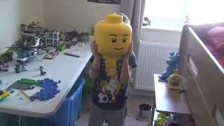 Ethan Room Tour Lego City etc as of 18th May 2014