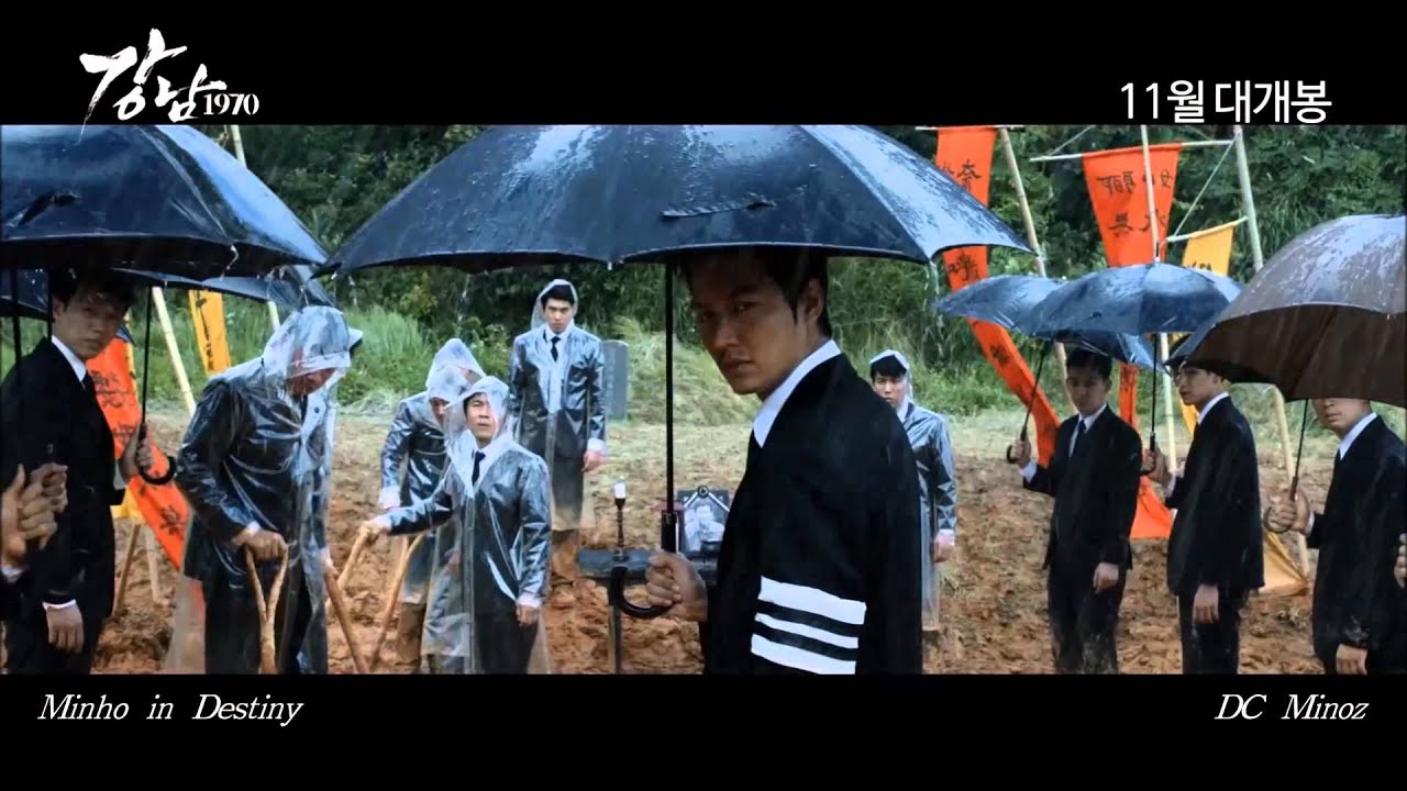 Lee Minho - From 2014 to Gangnam 1970 Eng Subtitled