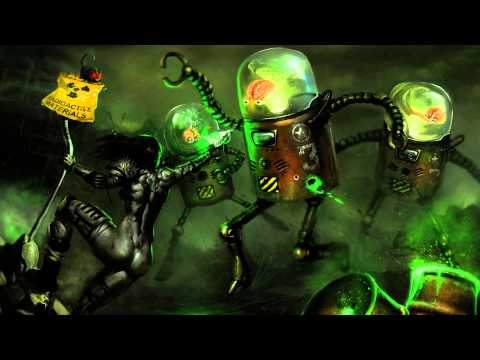 DJ Alpha & MC Foxy - Madman Army