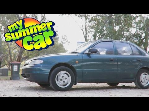 RIP Scotty's Car - Hyundai Excel Review
