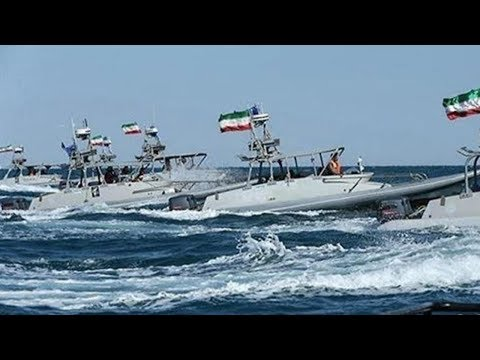 Iran completes 30000 motorboats with high speed-missiles