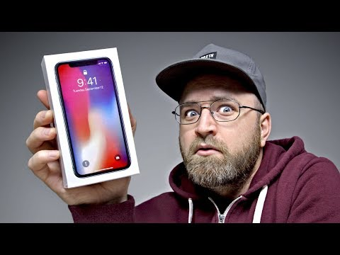 Thumbnail: Unboxing The iPhone X Clone Edition