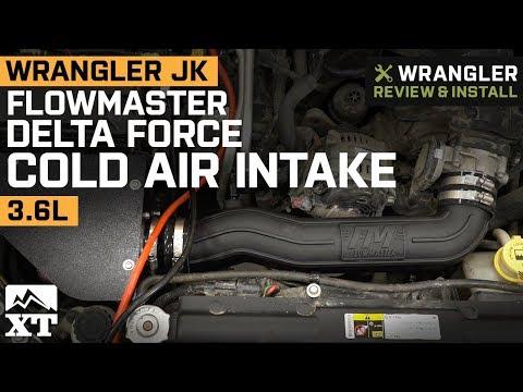 Flowmaster 615135 Cold Air Intake Kit