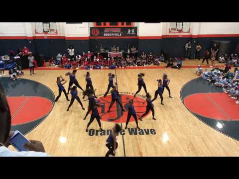 Performing Arts And Technology High School Dance