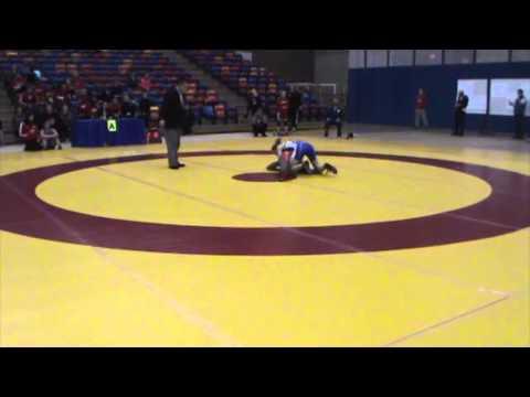 2013 Nordhagen Classic: 48 kg Erin Golston (USA) vs. Gen Morrison (CAN)