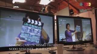 """Comenzó en Misiones el rodaje de """"Casi un mismo techo"""""""