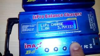 обзор трех версий  iMAX B6 80Вт часть 1