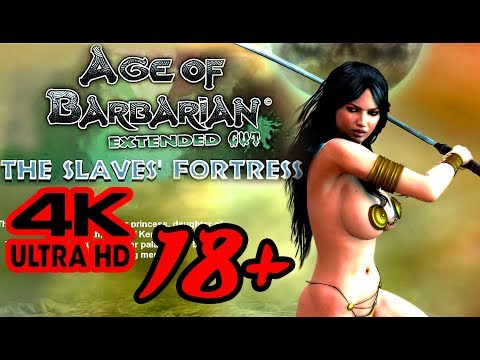 age of barbarian extended cut the slaves fortress
