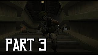 Half-Life: Blue Shift - Surface Firefights | Playthrough | Part 3