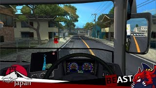 "[""ETS2"", ""Euro Truck Simulator 2"", ""Project JAPAN"", ""Mitsubishi Fuso Super Great V""]"