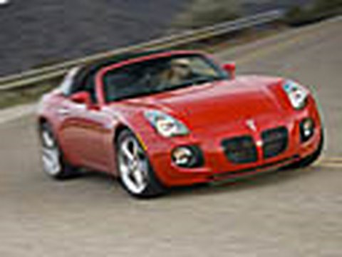2009 Pontiac Solstice Coupe - First Drive
