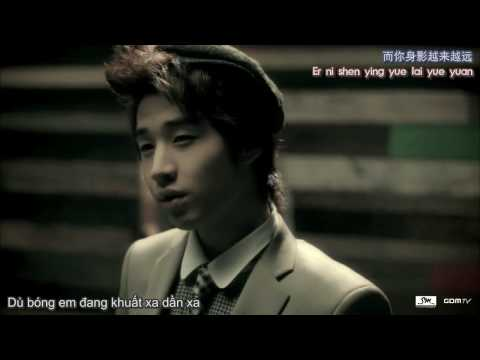 [HD][Chinese - Roman - Vietsub] Super Junior M - Blue Tomorrow