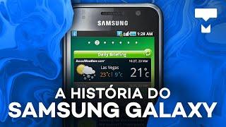 A história da família Samsung Galaxy – TecMundo