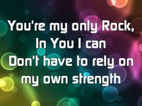 You are my Rock with lyrics - Hillsong London