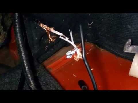 Car Antenna Cable Repair - YouTube
