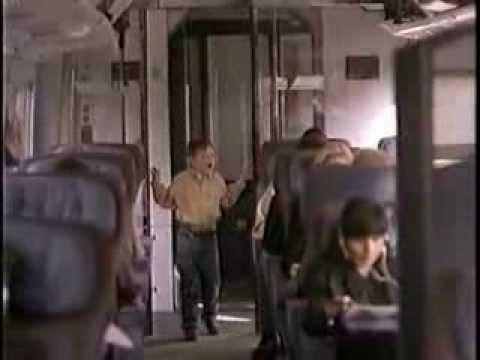Deutsche Bahn ICE Werbung 1994