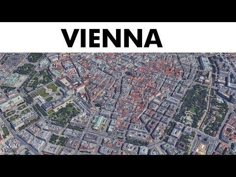Vienna: A journey through the urban design of the city