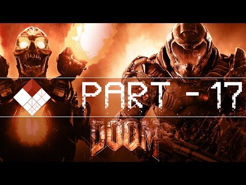 Meeting Samuel - Lazarus Facility - DOOM - Part 17 - Let's play - [BLIND]