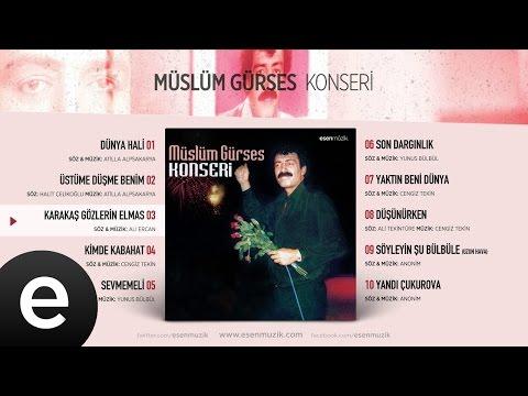 Karakaş Gözlerin Elmas (Müslüm Gürses) Official Audio #karakaşgözlerinelmas #müslümgürses