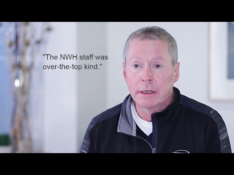 NWH Helps Patient Return To The Court Within Days Of Surgery