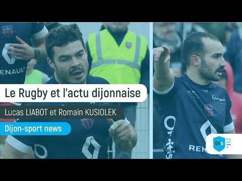 Débrief sportif Dijonnais en Live - 18 novembre