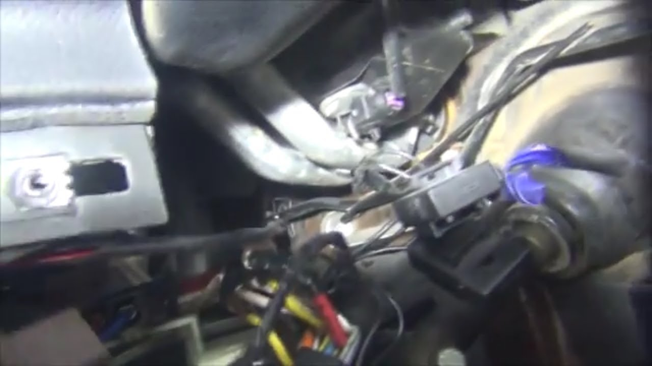 Peugeot 406. Почему отказала печка?!