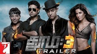Video DHOOM:3 Trailer - TAMIL - Aamir Khan | Abhishek Bachchan | Katrina Kaif | Uday Chopra download MP3, 3GP, MP4, WEBM, AVI, FLV Januari 2018