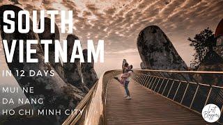 South VIETNAM Travel - Ho Chi Minh City to Danang ...