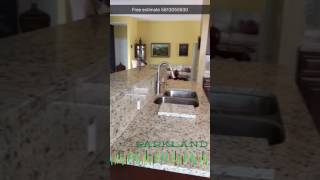 Level 1 3cm Granite installed