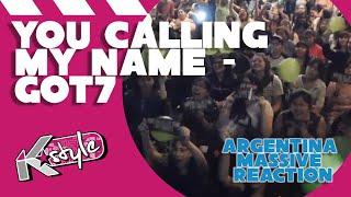GOT7 '니가 부르는 나의 이름(You Calling My Name)' MASSIVE MV REACTION…