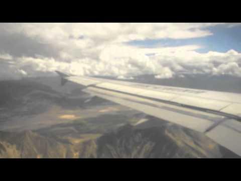 Flying Kathmandu - Lhasa