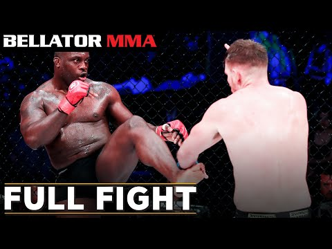 Full Fights | Melvin Manhoef vs. Kent Kauppinen - Bellator 223
