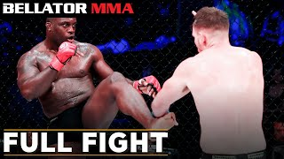 Full Fight | Melvin Manhoef vs. Kent Kauppinen - Bellator 223