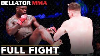 Full Fights | Melvin Manhoef vs. Kent Kauppinen - Bellator 223