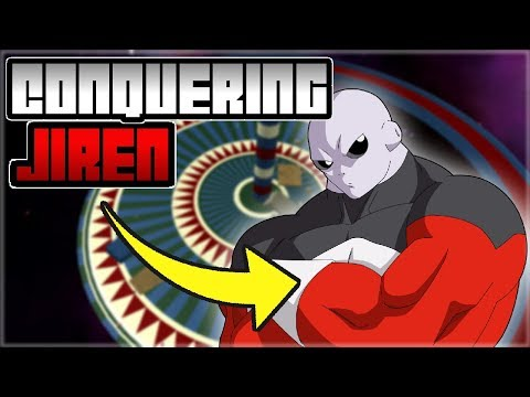 Conquering Jiren! | Roblox | Dragon Ball Z Final Stand Tournament of Power Update
