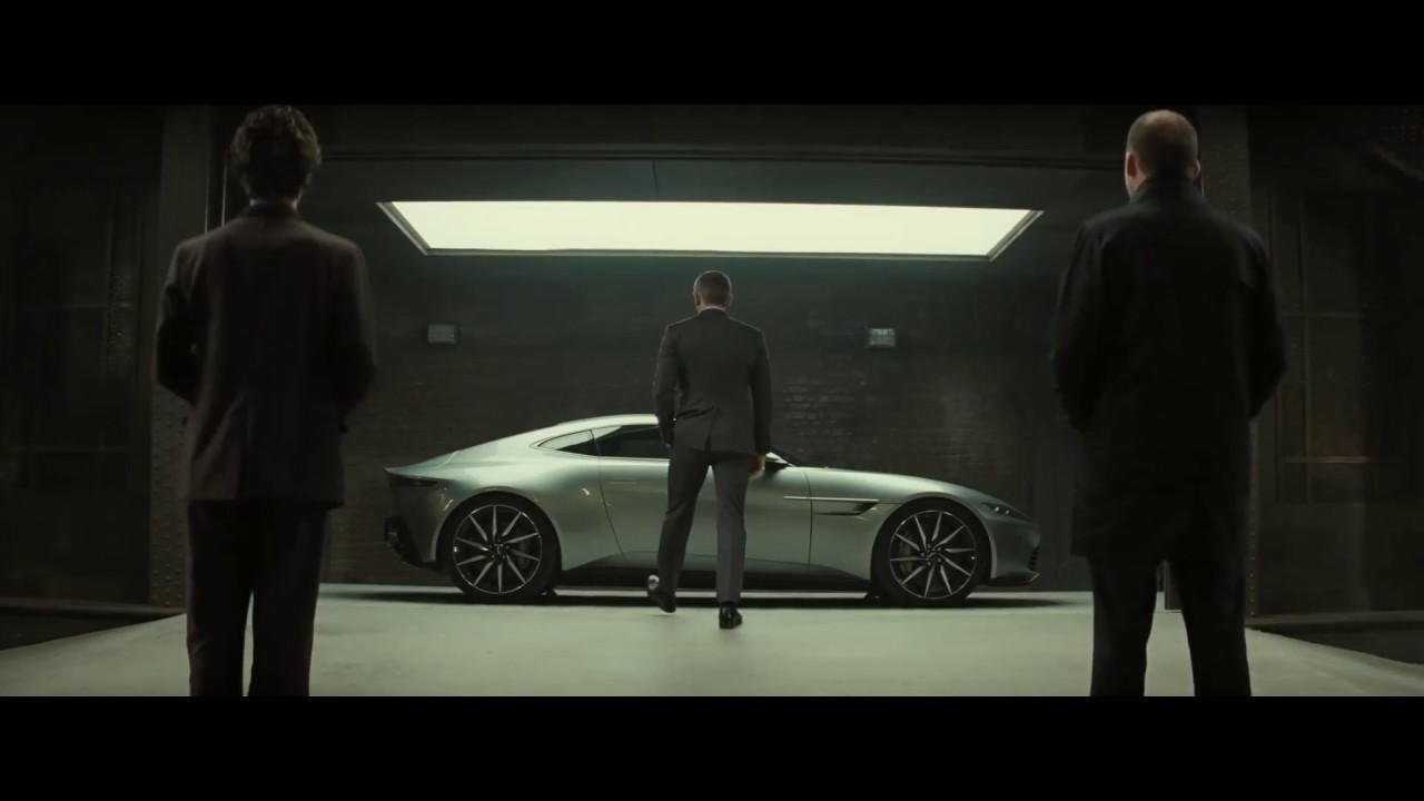 Spectre Aston Martin Db10 Youtube