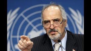 Syriens UN-Botschafter erzählt wichtiges was wir so noch nie gehört haben - Die Maske fällt
