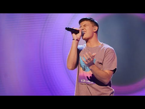 Sebastian Walldén: Promises – Calvin Harris/Sam Smith – Idol 2018 - Idol Sverige (TV4)
