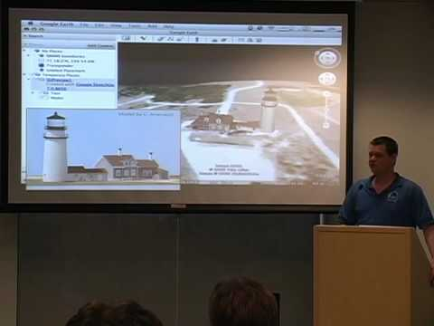 AGU Scientists Tech Talks - Google's Spatial Tools in the Marine Environment - Decision Support