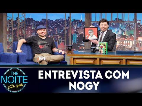 Entrevista com Nogy  The Noite 071218